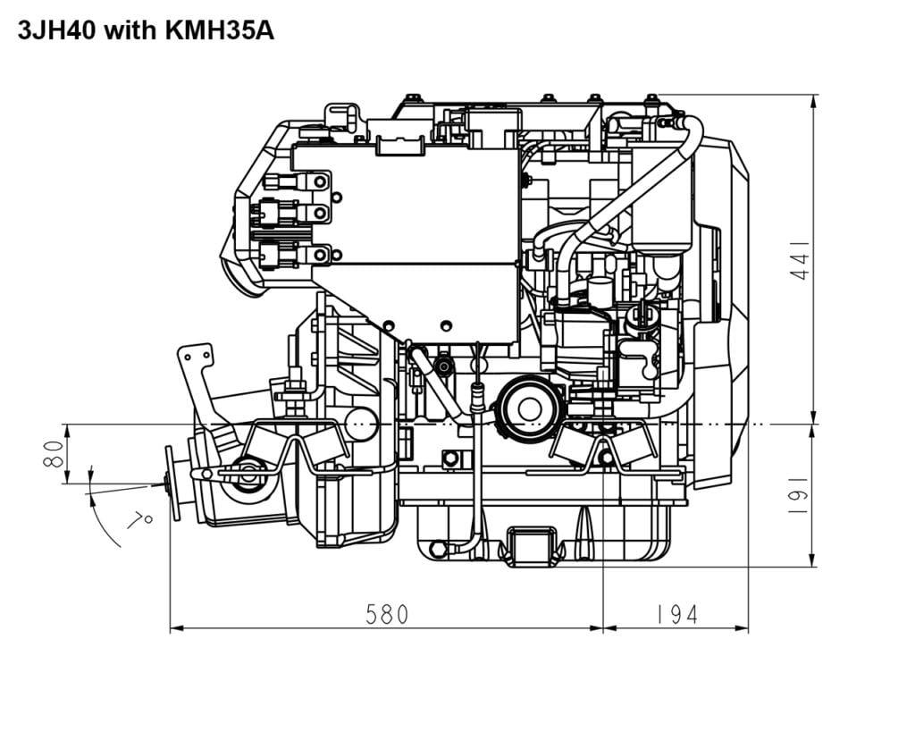 Yanmar Marine Engine Part Diagram / Calameo Yanmar 6lp Ste