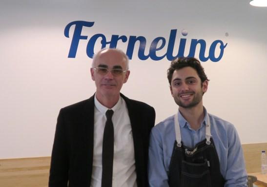 Alex Roman de Fornelino con Paco de Yantarplus