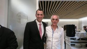 """Jose de """"el Gastronomo"""" y Paco de Yantaplus"""