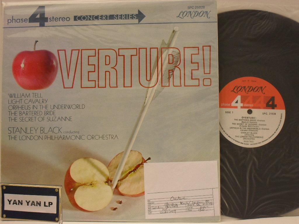 Overture / Stanley Black (P4)