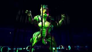 furry game wild club dance animation dinosaurs sex cage