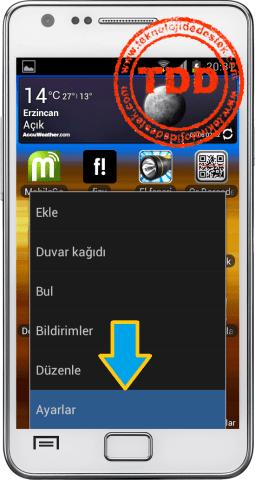 Android USB Hata Ayıklama Açma, Galaxy S2 USB Hata Ayıklama Açma, ICS USB Hata Ayıklama Modunu Açmak, USB Hata Ayıklama,