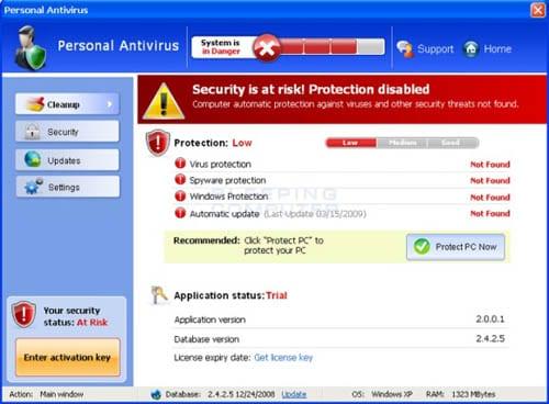 Security Shield, Security Shield Nedir, Security Shield Nasıl Kaldırılır, Sahte Antivirüs,