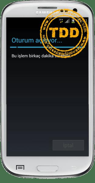 Android Ice Cream Sandwich Ilk Kurulum