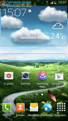 Galaxy S4 Kamera Kapanma Sorunu (1)