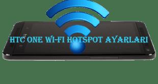 HTC One Tasinabilir Wi-Fi HotSpot Ayarlari0