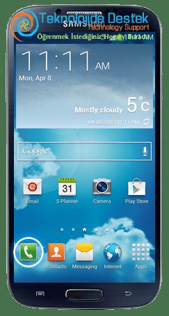 Samsung i9500 Galaxy S4 Android Cağri Yonlendirme (1)