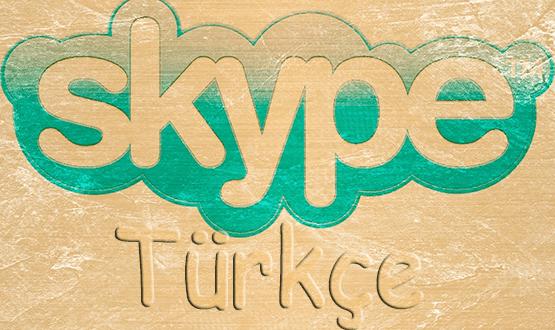 Android için Türkçe Skype