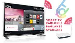 Smart TV, Smart TV Kablosuz Ağ Ayarları, Samsung Smart TV, Smart TV İnternet, Smart TV İnternet Ayarları, Smart TV Kablosuz Bağlantı Ayarları,