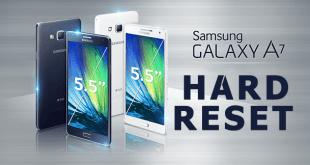 Galaxy A7 Desen Kilidi Sorunu, Galaxy A7 Hard Reset, Galaxy A7 Model Kilidi Sorunu, Galaxy A7 Sıfırlama, Galaxy A7 Factory Reset,