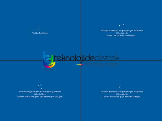 Windows 10 Sistem Geri Yukleme Nasil Yapilir 16