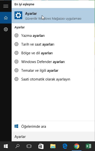 Windows 10 Varsayilan Programlar Nasil Degistirilir 02
