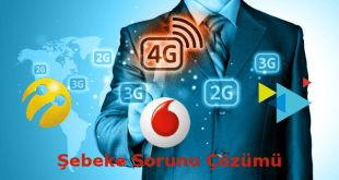 TürkTelekom (Avea) Turkcell Vodafone Şebeke Sorunu