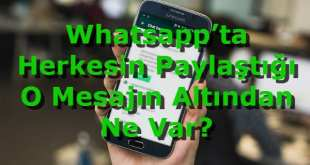 Fake WhatsApp Messages, WhatsApp Sahte Mesaj, WhatsApp Ses Kaydediyor Mu, WhatsApp Gizlilik,