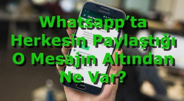 Fake WhatsApp Messages, WhatsApp Sahte Mesaj, WhatsApp Ses Kaydediyor Mu,WhatsApp Gizlilik,
