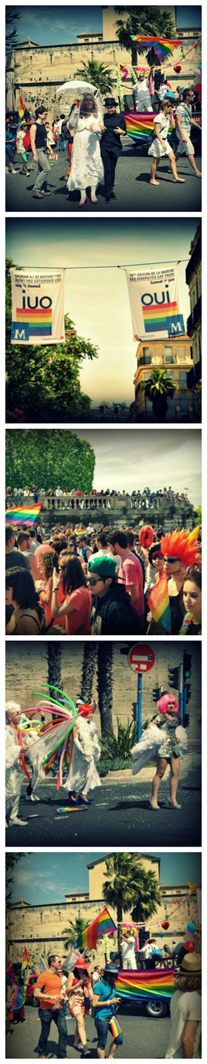 Gay Pride Montpellier 2013