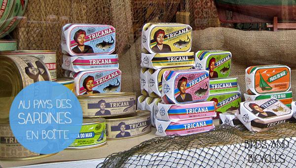 lisbonne portugal sardines