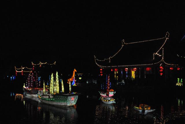 Jardins de lumière de Montréal