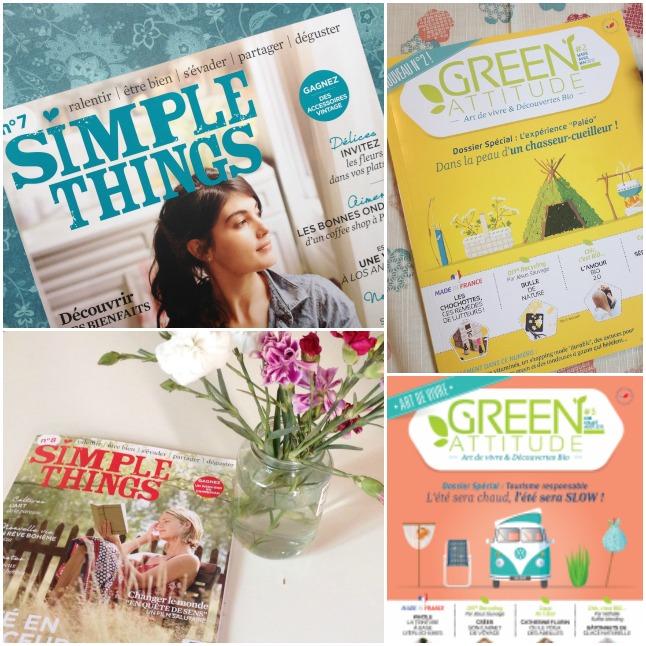 Magazines Printemps 2015