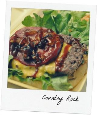 Country Rock: burgers à l'emporter à Montpellier