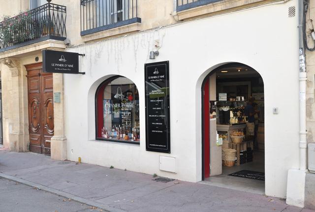Le panier d'Aimé à Montpellier