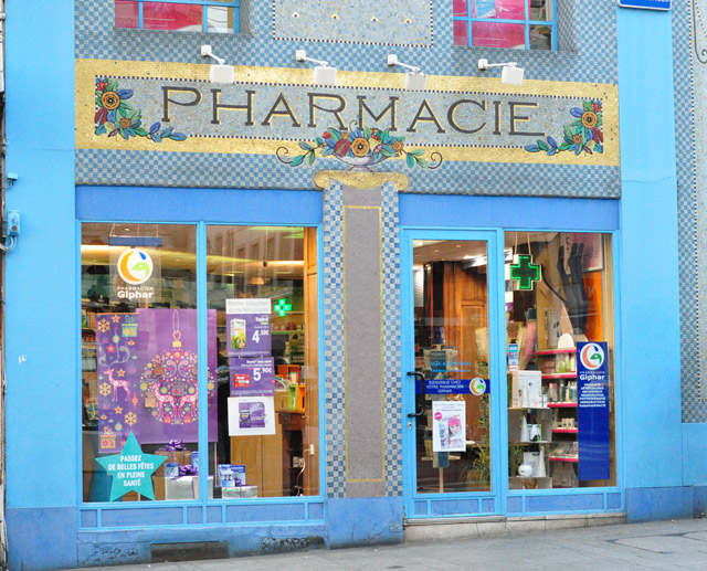 Pharmacie-nancy