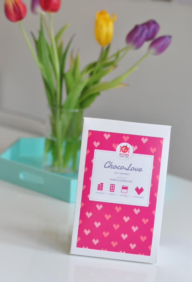 Chocobricks: avis sur le kit à legos en chocolat de Kitchentrotter