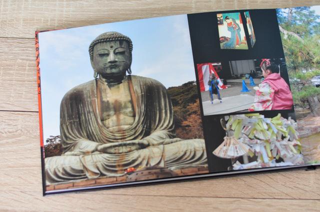 Avis sur un livre photo imprimé avec Smartphoto
