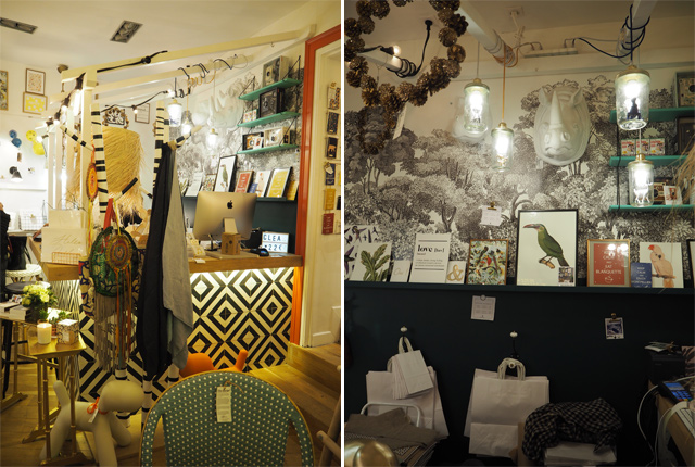 Maison milienne une boutique d co montpellier birds - Magasin deco montpellier ...