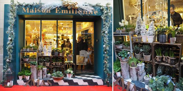 Maison Emilienne à Montpellier: jolie boutique déco