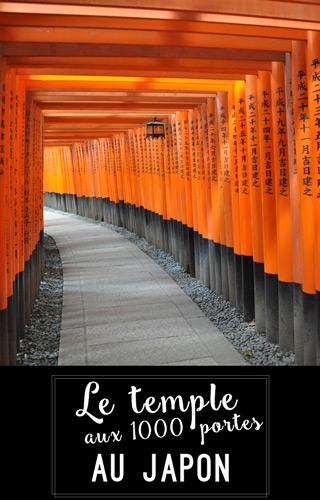 Temple au Japon - Fushimi Inari