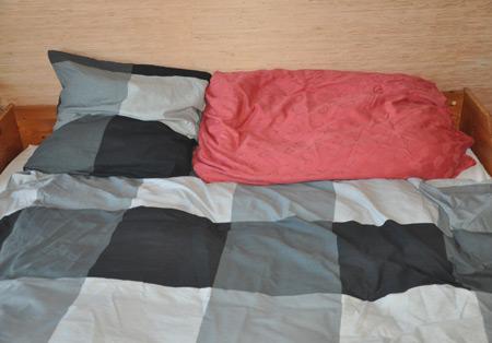 oreiller format