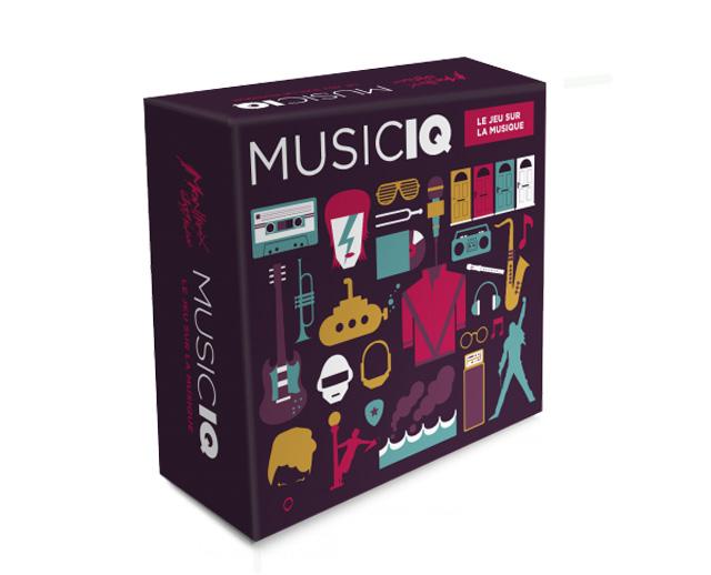 Music IQ, une variante du jeu suisse Swiss IQ