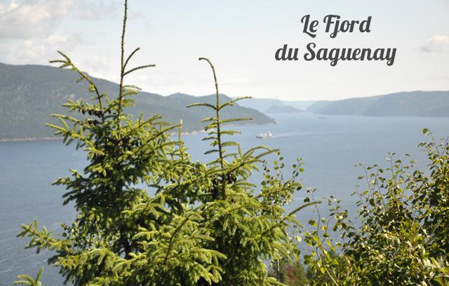 Fjord du Saguenay - Québec