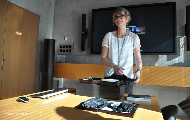 Visite manufacture montres suisses