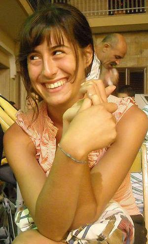 Francesca une expat italienne en france