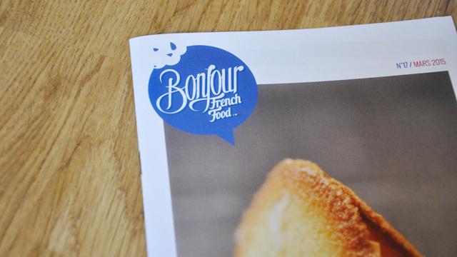 Le magazine de la box gourmande 100% française