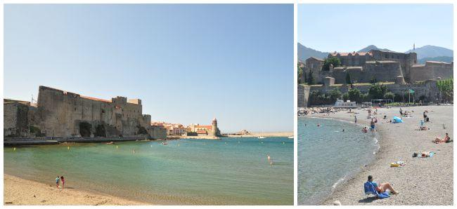 Le château de Collioure