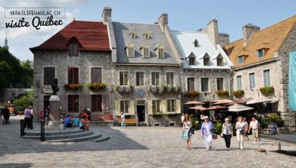 Que voir à Québec en un week-end?