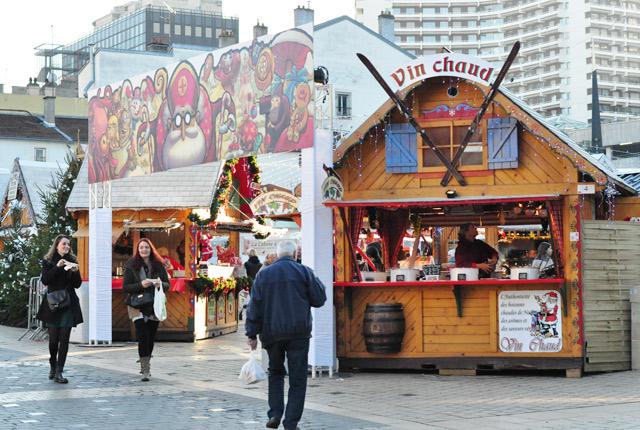 Au Marché de Noel de Nancy