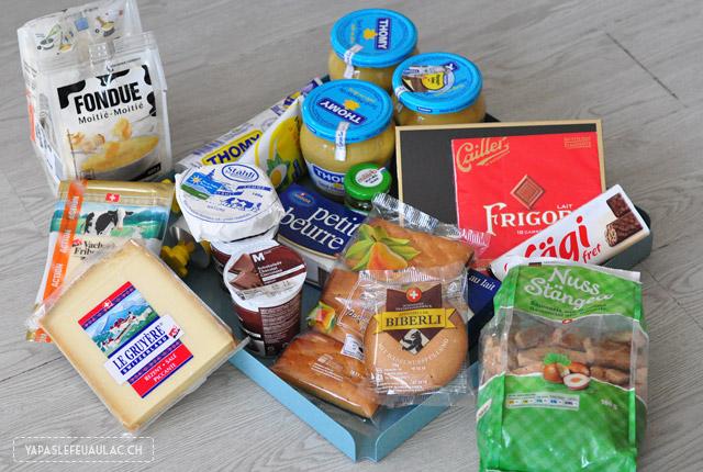 Expat: ces produits suisses qui me manquent
