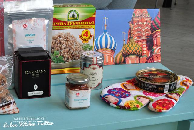 Test Kitchen Trotter: destination la Russie