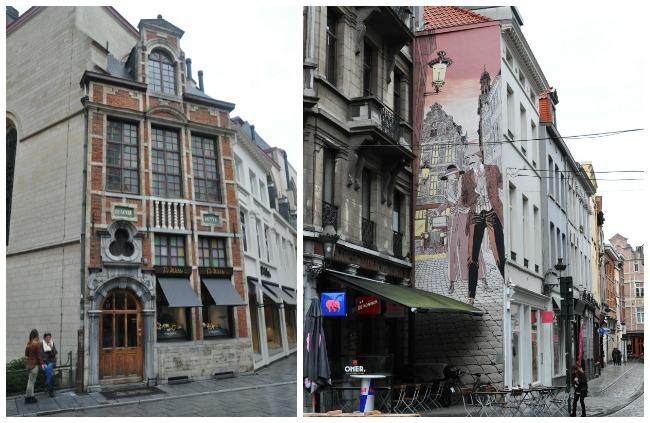 rues de bruxelles-belgique 2