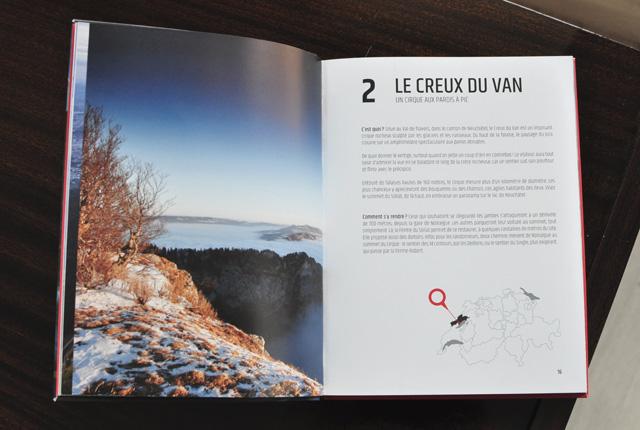 Idée de choses à voir en Suisse: Le creux du Van