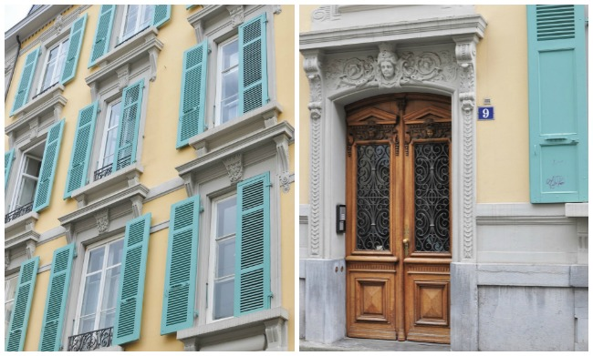 Immeuble à Lausanne