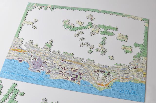 MyPuzzle: les villes de Suisse en 1000 pièces chez Helvetiq - Mon puzzle de ville suisse