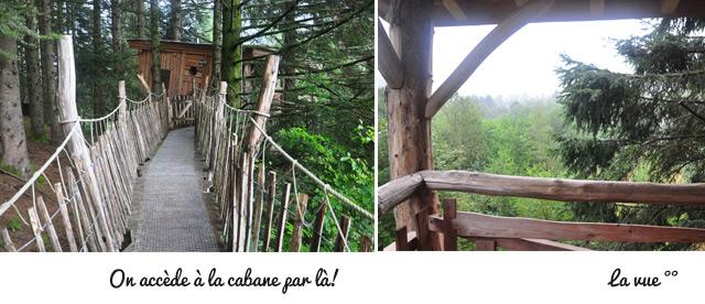 Ma cabane dans les Vosges! Expérience d'une nuit à la Clairière aux Cabanes
