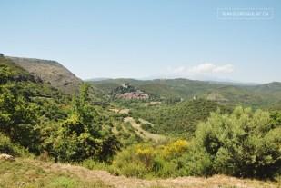 Que voir dans les Pyrénées Orientales? Les plus beaux villages de France comme Castelnou ici!