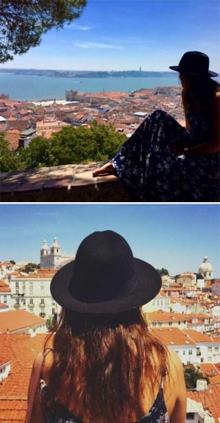 Diana à Lisbonne