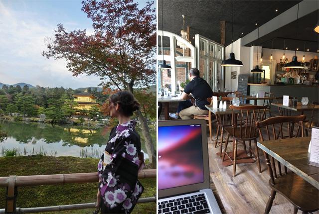 Les expériences à l'étranger d'une étudiante, du japon au danemark!